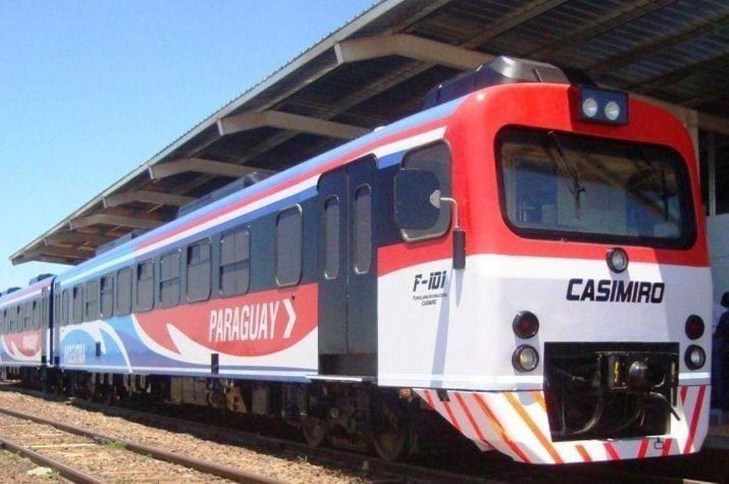 Prestataria analiza dejar de operar el tren Posadas Encarnación por incremento de costos y baja de demanda