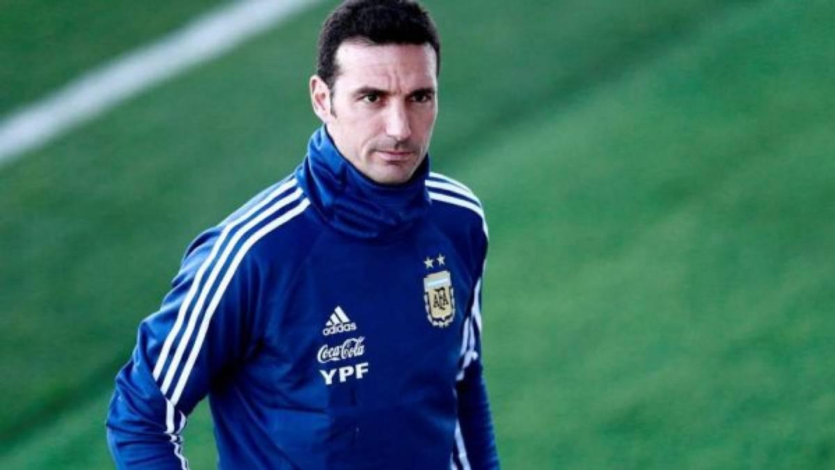 Scaloni entregó una lista preliminar de 36 futbolistas: se quedará con 23 para disputar la Copa América