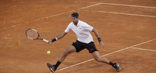 Del Potro venció a Casper Ruud y avanzó a los cuartos de final del Masters de Roma