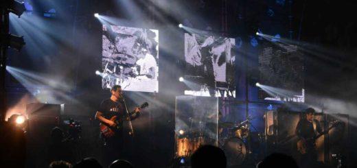 Divididos hizo sonar nuevamente el rock de su power trío en Posadas