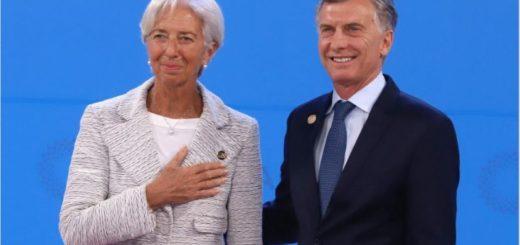 Llega al país este miércoles una nueva misión del FMI para la cuarta revisión del acuerdo