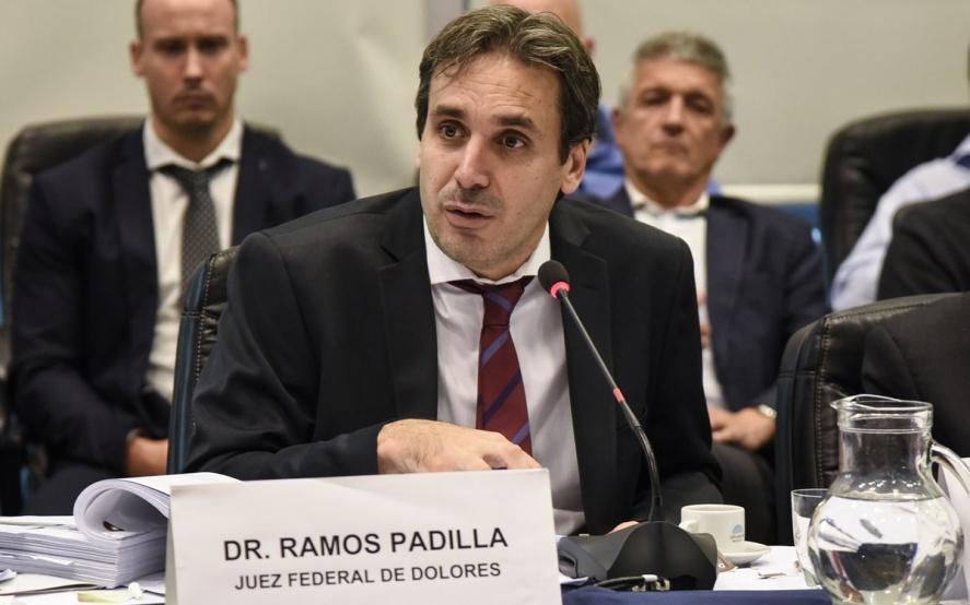 El juez Ramos Padilla fue confirmado en la causa que investiga a Marcelo D'Alessio