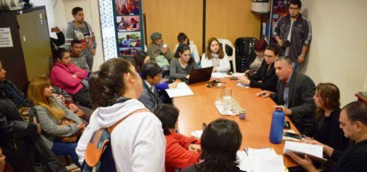 """Se relevará a familias de """"Las Tacuaritas"""" para iniciar proceso de expropiación y relocalización"""