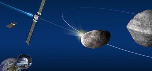 Cómo es la Misión DART de la NASA para impactar un asteroide en defensa de la Tierra