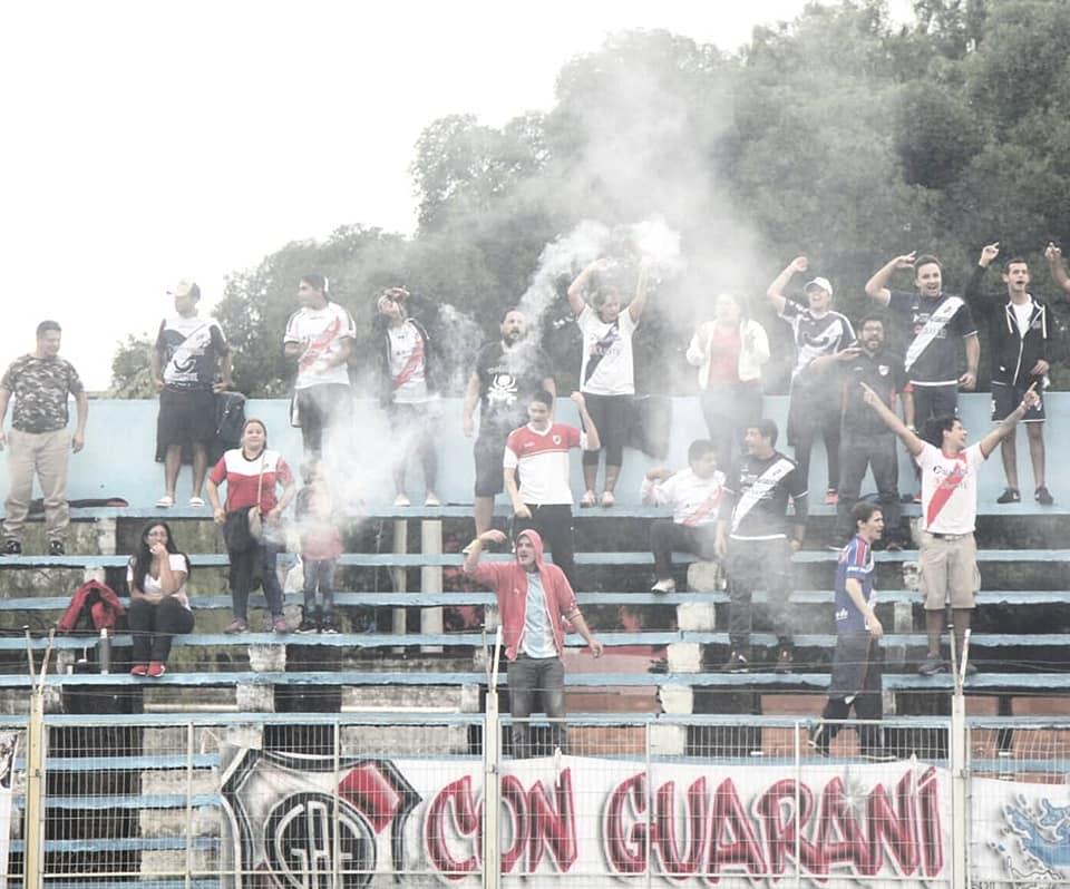 Guaraní no podrá llevar hinchas a Formosa por seguridad
