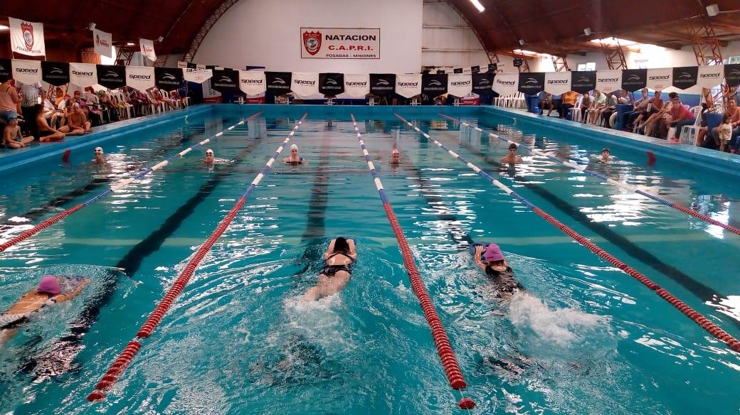 Nadadores del CAPRI participarán del Torneo Internacional Gran Prix 2019 en Asunción