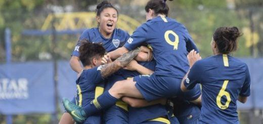 Boca venció 3-1 a River y se quedó con el Superclásico femenino