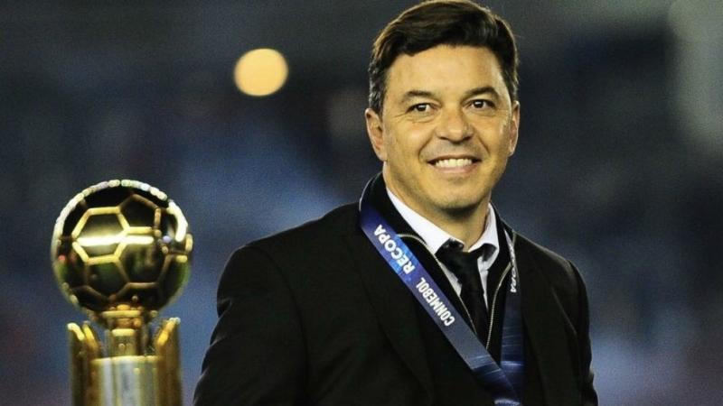 Marcelo Gallardo superó a Ramón Díaz y se convirtió en el entrenador con más títulos en River