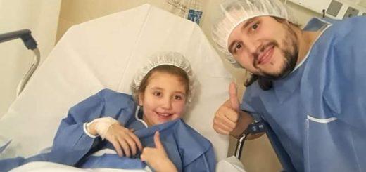 La misionera Abigail recibió un trasplante de corazón en Buenos Aires