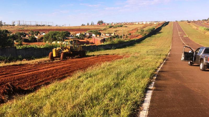 TC en Posadas: comenzaron los trabajos en el Autódromo Rosamonte