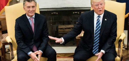 Donald Trump volvió a respaldar la agenda económica de Mauricio Macri
