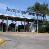 Sorpresiva protesta obligó a la cancelación de los vuelos de cabotaje en el Aeropuerto de Buenos Aires