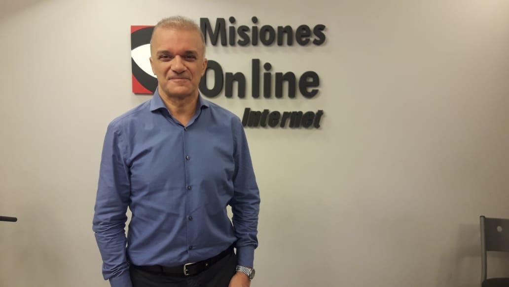 """Carlos Arce invitó a seguir con el proyecto renovador y afirmó que «Misiones es un dique que contuvo a los misioneros ante las oleadas del ajuste  nacional"""""""