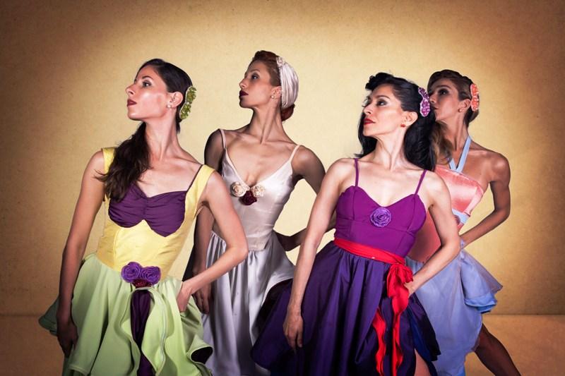Gala de pas de deux y Boleros de amor en el Teatro Lírico