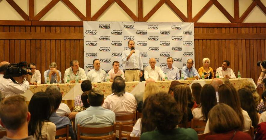 Schiavoni presentó sus candidatos para el cambio en Oberá