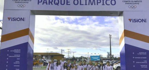 Nadadores del Capri se destacaron en el Torneo Internacional Gran Prix 2019 en Asunción