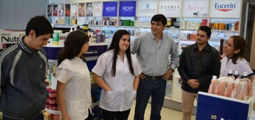 """Losada: """"Logramos que más de 3 mil jóvenes tengan su primera experiencia laboral"""""""