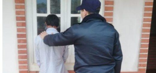 Policías detuvieron a dos hombres acusados de amenazar de muerte y agredir a sus exparejas