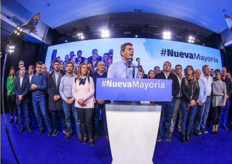 """Massa: «Vamos a construir una nueva mayoría opositora para ser alternativa a este Gobierno que fracasó"""""""
