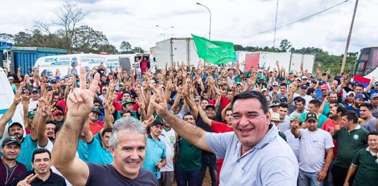 Camioneros Misiones adhiere al Paro Nacional convocado por la CGT