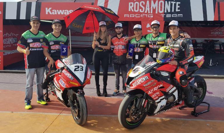 Rosamonte Racing Team: el equipo misionero viaja motivado al Gálvez