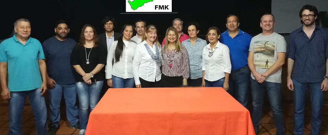 Quedó conformada la nueva comisión directiva de la Federación Misionera de Karate