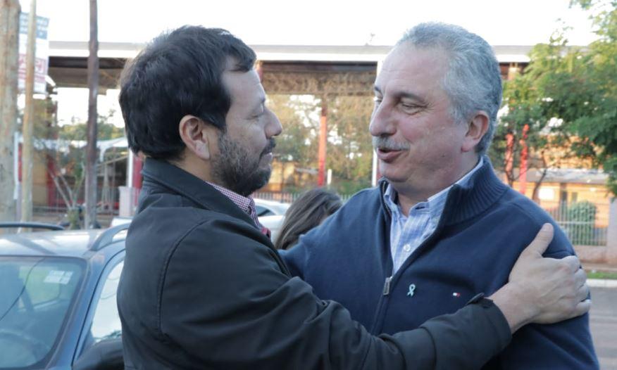 """Passalacqua visitó a candidatos a intendente y concejales de Posadas por el sublema """"Hay Futuro"""""""