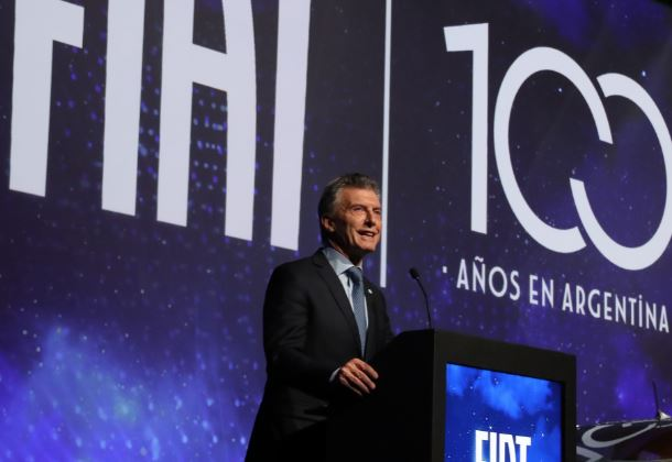 Macri: «Vamos a hacer lo que haga falta para crecer y dejar atrás los fantasmas del pasado»