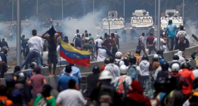 """«Operativo Libertad"""": ya son cuatro los muertos en Venezuela y 230 los heridos por los enfrentamientos"""