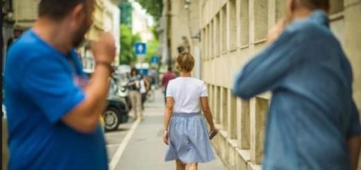 El Gobierno promulgó la ley que prohíbe el acoso callejero