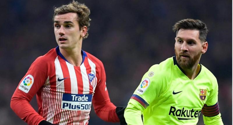 Griezmann deja el Atlético de Madrid y podría pasar a ser compañero de Messi en el Barcelona