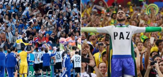 Alianza entre Brasil y Argentina para combatir a las barras en la Copa América