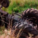 El Soberbio: accidente en la Ruta Costera 2 dejó como saldo dos heridos
