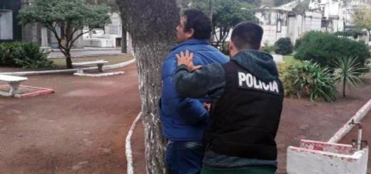 Buenos Aires: detuvieron a un violador porque había avisado en Facebook que iba al entierro de su abuelo