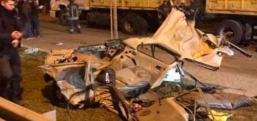 La autopsia determinó que uno de los jóvenes que murió en el accidente de San Miguel del Monte tenía una bala en el cuerpo