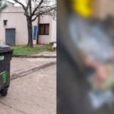 Hallaron los restos de un bebé dentro de una bolsa en La Plata