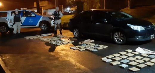 Más de 74 kilos de marihuana secuestrada y dos narcos detenidos en Puerto Rico