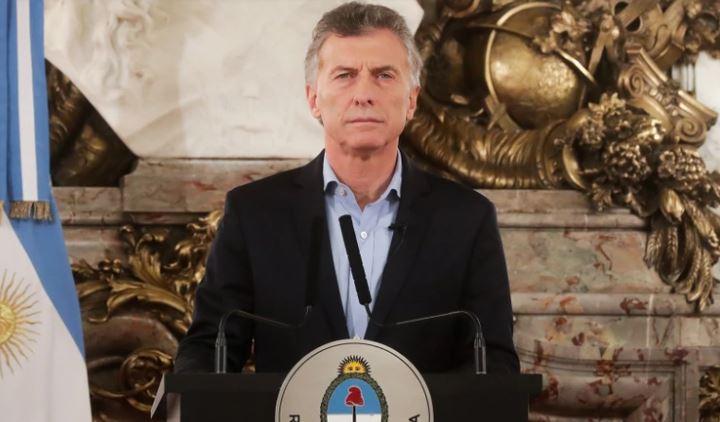 Por la muerte del diputado Héctor Olivares, Macri decretó dos días de duelo nacional