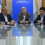 Frigerio y Finocchiaro recibieron a autoridades del Consejo Interuniversitario Nacional para avanzar en los 10 puntos básicos de consenso