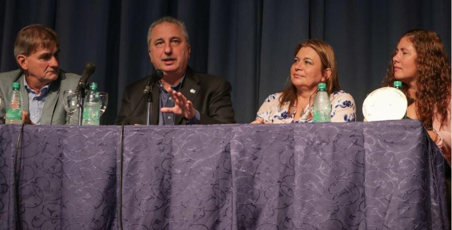 Passalacqua dio inicio oficial al Tercer Congreso Internacional de Escuelas de Alternancia