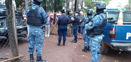 San Martín: la Policía recuperó un teléfono celular robado a un adolescente, secuestró motocicleta y marihuana