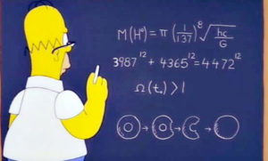 El teorema de Fermat y los Simpson