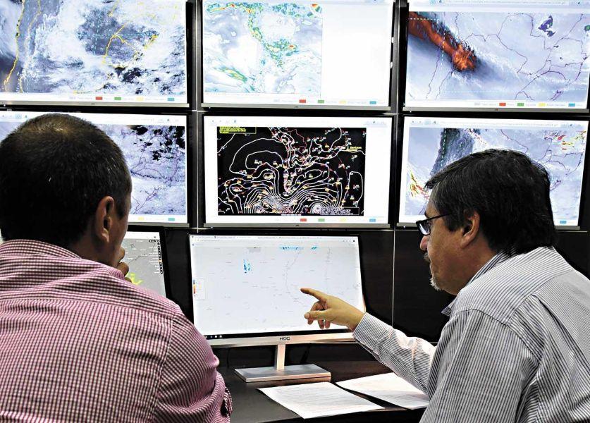 El lanzamiento de radar metereológico en Misiones permitirá prever tormentas y granizos hasta 10 minutos antes