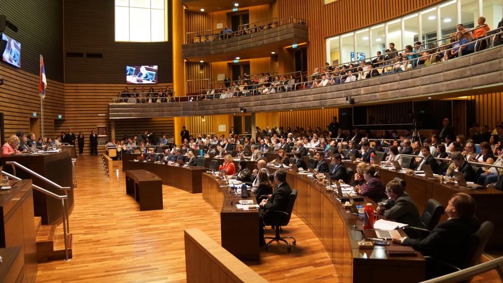 En sesión especial la Legislatura dejó conformado el Jurado de Enjuiciamiento