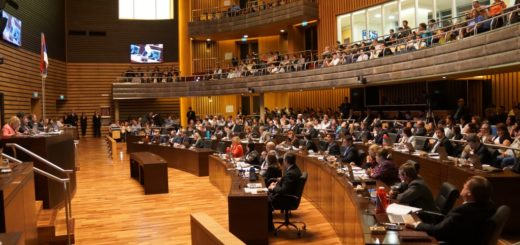 El Poder Ejecutivo provincial solicitó Acuerdo Legislativo para cubrir ocho cargos en el Poder Judicial