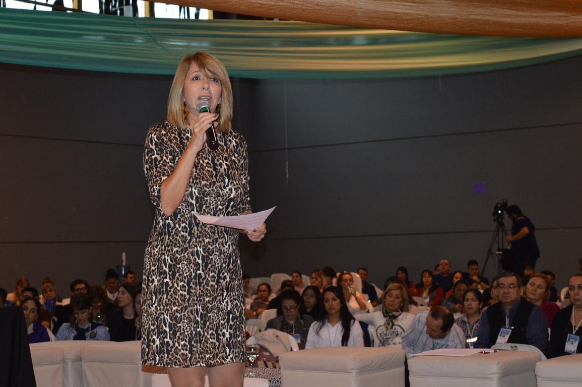 """2º Congreso de Aula Inversa en Posadas: """"El avance de las políticas públicas se consolida con la legislación correspondiente"""", afirmó Claudia Gauto"""