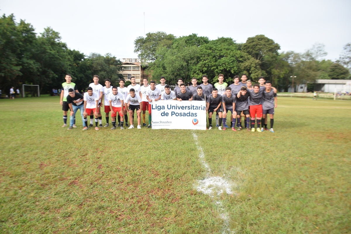 Liga Universitaria: el IPESMI se coronó campeón del primer torneo del año
