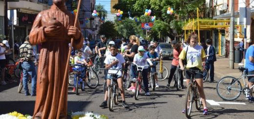 """Hoy se realizará la vigésima """"Bicicleteada del Colegio Roque González"""""""