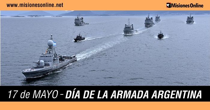 17 de mayo: ¿Por qué se recuerda hoy el Día de la Armada Argentina?