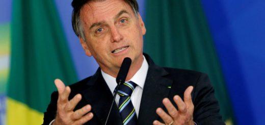 "Jair Bolsonaro: ""Si vuelve Cristina Kirchner, Argentina se va a transformar en Venezuela"""